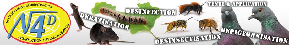 n4d deratisation desinsectisation desinfection depigeonnisation. Black Bedroom Furniture Sets. Home Design Ideas